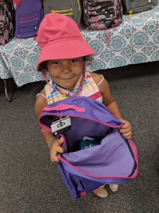 Youth - Backpack Giveaway